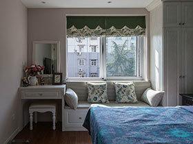 30种素雅飘窗设计 舒适怡然
