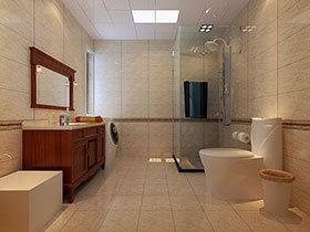 还你一个干净的卫生间 17种收纳妙招
