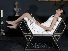 最艺术灵活的家具 模块化坐椅