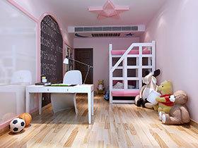 实用儿童房 22款特色双层床推荐
