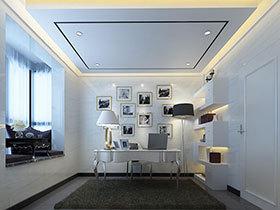 19种现代简约风格飘窗欣赏 简洁舒适