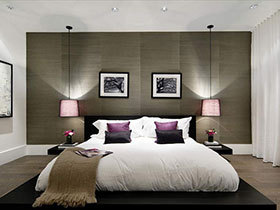 17款纯白卧室床 打造素雅家居