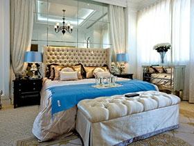 20张欧式软包床图片 柔软舒适