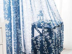 儒雅中国风 11款中式窗帘图片