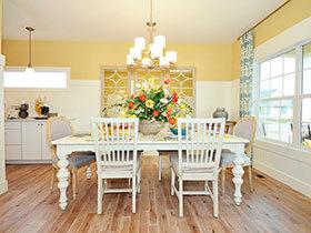 18张白色餐桌图片 清新素雅