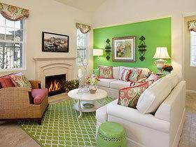"""小家具也要""""圆满"""" 17张圆形茶几设计图"""