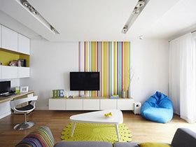 纯色优雅客厅 20张白色茶几效果图