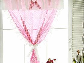 浪漫窗户空间 13款蕾丝窗帘效果图