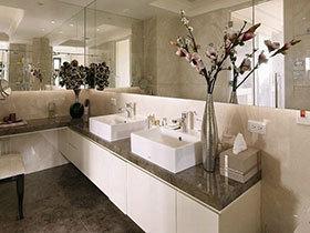 18款方形洗手台图片 简洁大气