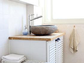 洗手也要个性 17张特色洗手台设计图