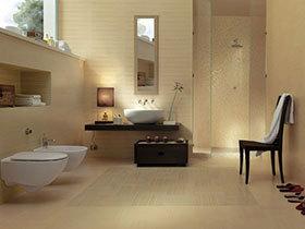 浪漫地中海风 16张唯美洗手台设计图