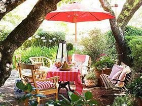 花园庭院设计图 21款唯美庭院欣赏