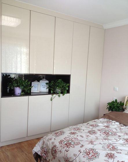 68平浪漫温馨宜家两居室 这个小家性价比很高