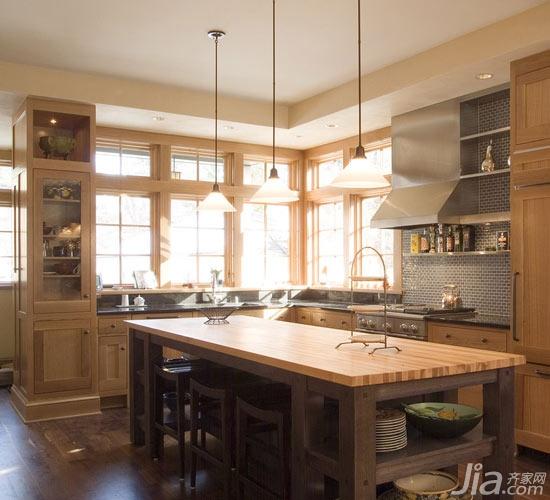 厨房装修不留遗憾 前期规划至关重要