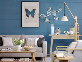 打造清新客厅 16款客厅装饰画效果图