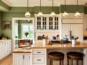 个性吊灯设计 16张厨房灯具效果图