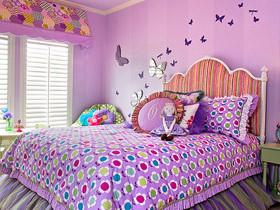 色彩增加气氛 14款彩色儿童床设计