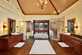 狭长型浴室柜效果图