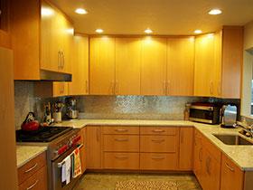 15张LED灯具效果图 点亮整个厨房
