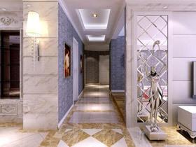 宽敞舒适的家 12款现代走廊装修设计