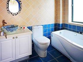 唯美卫生间设计 12张白色浴室柜效果图