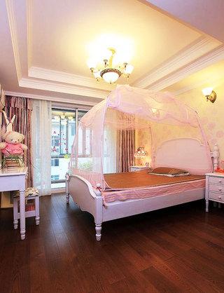 卧室过道效果图