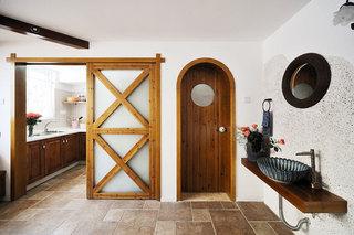 厨房门设计图