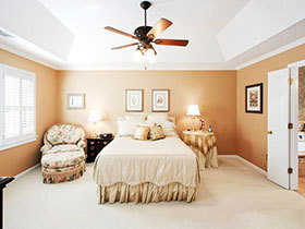 简欧卧室灯具图片 16款经典设计