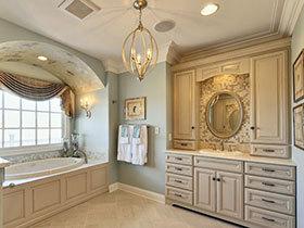 个性卫浴间设计 12张卫生间集成吊顶效果图