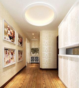 走廊吊顶装修效果图大全2013图片