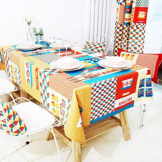 个性餐桌布设计图