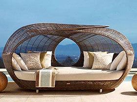 15张卧室圆床装修效果图 个性十足
