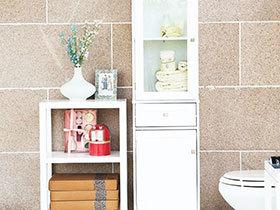 14张卫生间置物架效果图 让家瞬间变整洁
