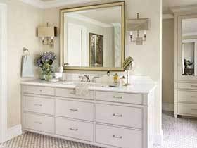 16张欧式洗手台效果图 典雅时尚