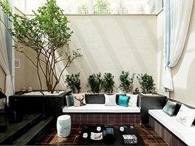 极简家居设计 15张简约庭院效果图