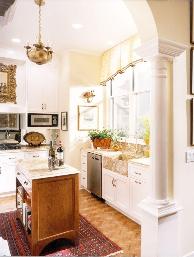 欧式风格厨房灯具图片
