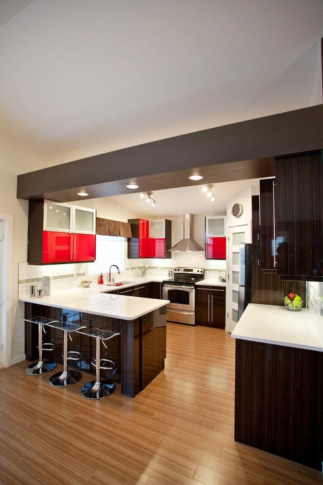 厨房灯具设计图