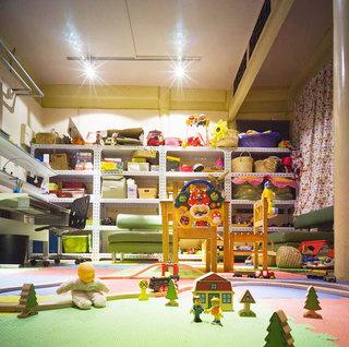 中式儿童房吊顶图片
