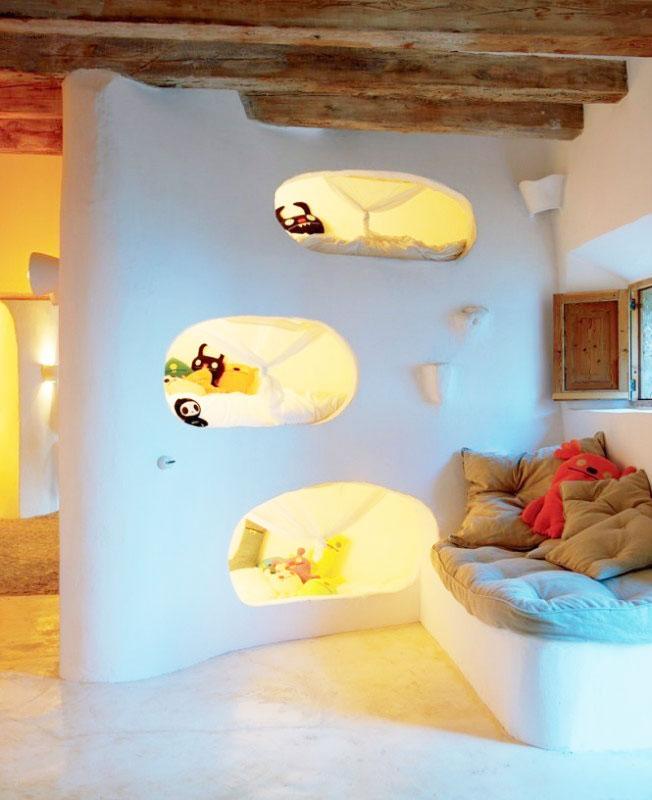 实木儿童房吊顶设计图