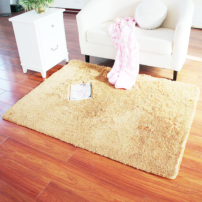 黄色地毯效果图