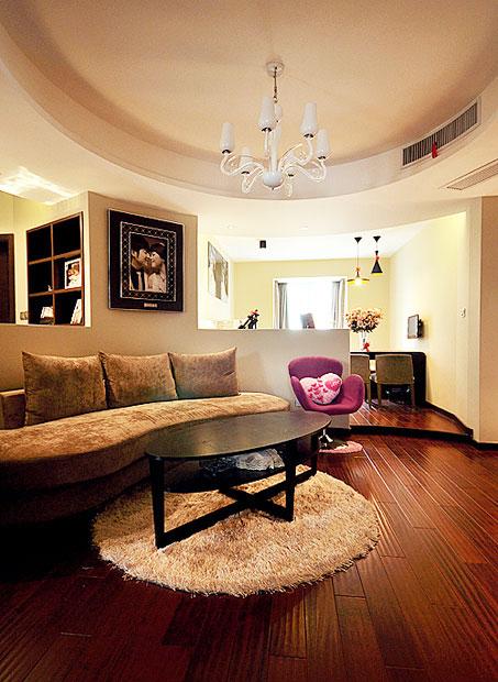现代简约风格地毯效果图