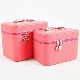 粉色收纳盒设计图