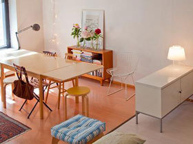 一个人住好舒服 北欧风单身公寓