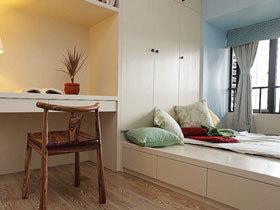 榻榻米做客卧 15个简约风格设计