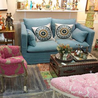 浪漫双人沙发