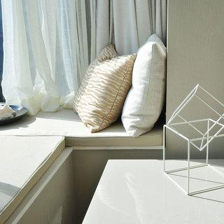 日式风格三居室90平米设计图