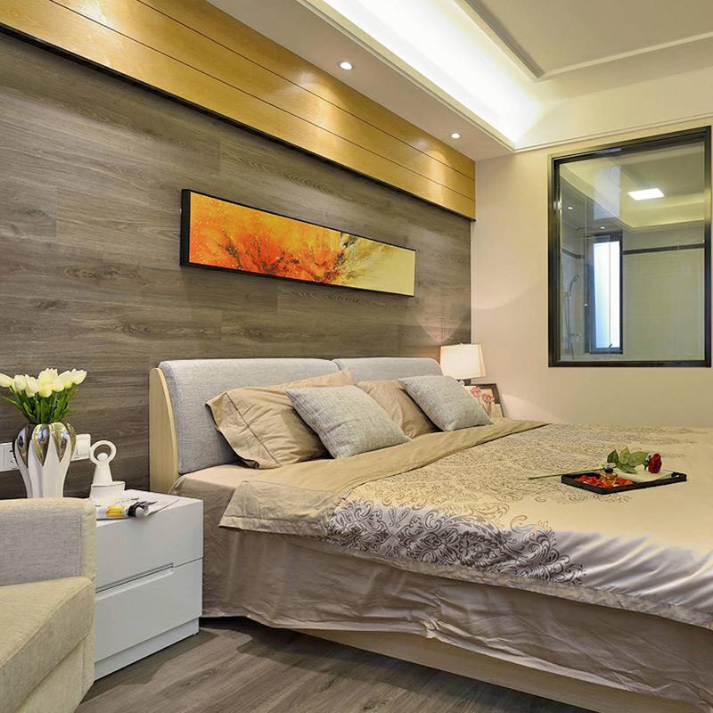 北欧卧室设计效果图