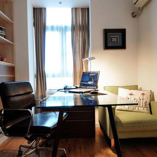 混搭风格三居室120平米效果图