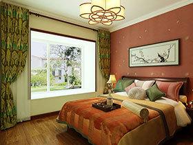 卧室有画好入眠 12款卧室背景墙装饰画
