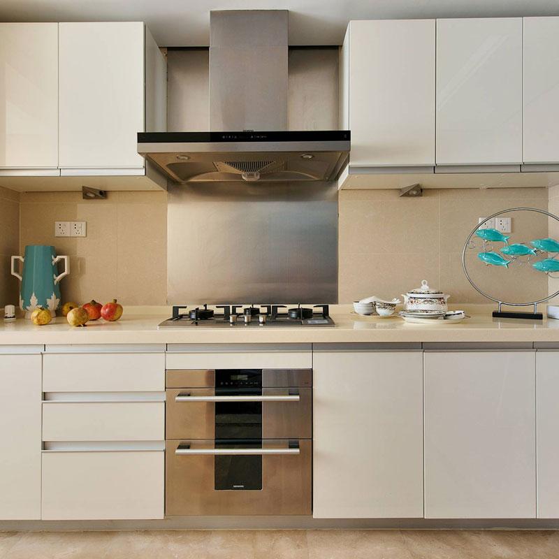 美式温馨厨房设计效果图